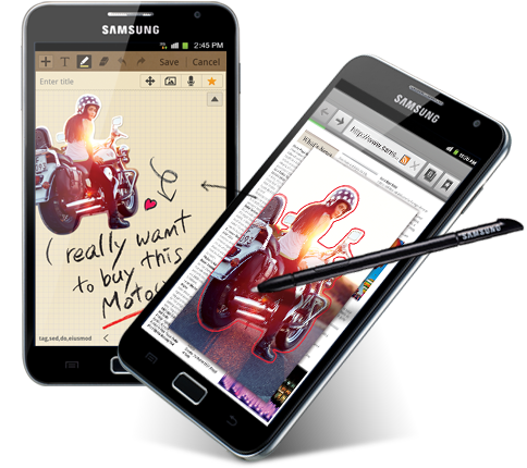 Samsung's-GT-N7000-Galaxy-Note