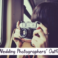 Wedding Photographers' Outfit