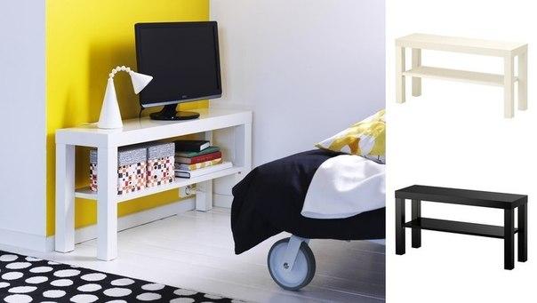 IKEA Lack TV Bench (Source: http://www.ikea.com/id/en/catalog/products/70243298/#/10243300)