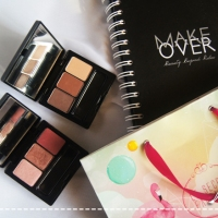 [Review] MakeOver: Eyeshadow (1) - Emperor Brown, Indian Summer