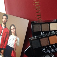 [Review] Mizzu: Eyeshadow - Smoky Charcoal, Smoky Latte, Natural Mocha